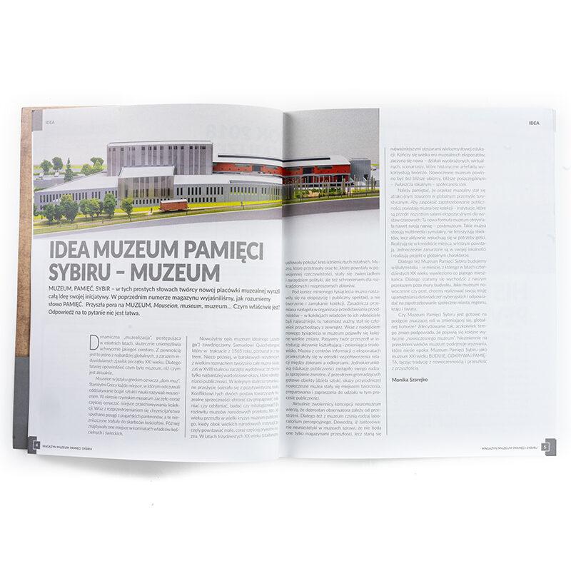 Sybir. Magazyn Muzeum Pamięci Sybiru 2018, nr 2