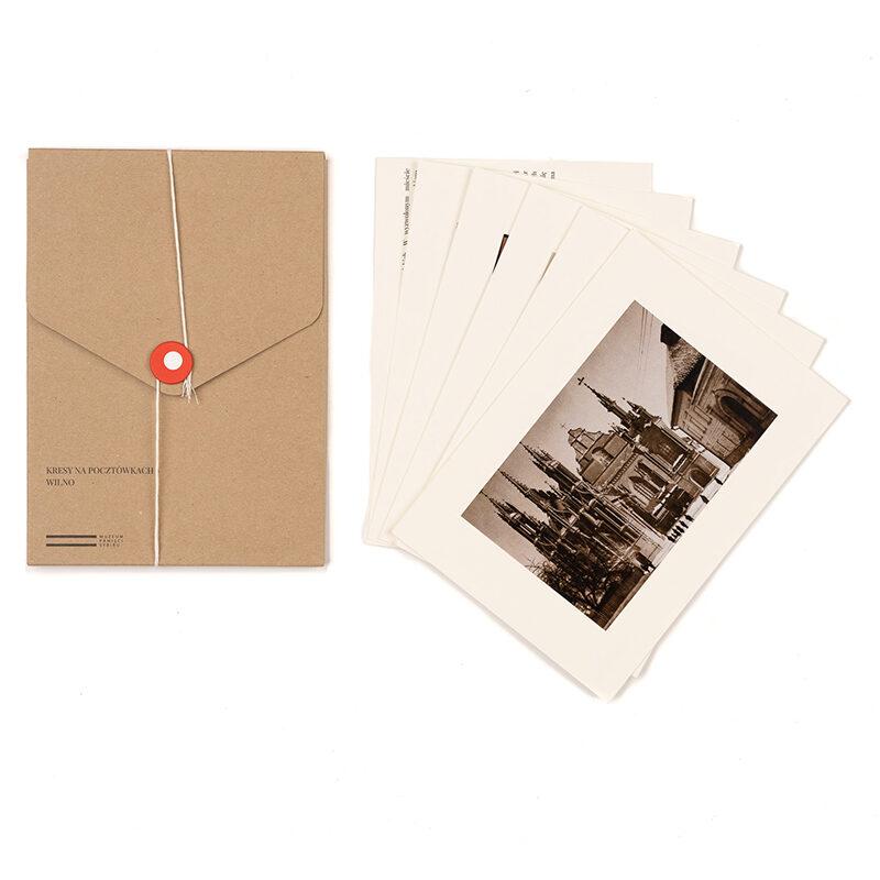 Teka Kresy na pocztówkach - Wilno