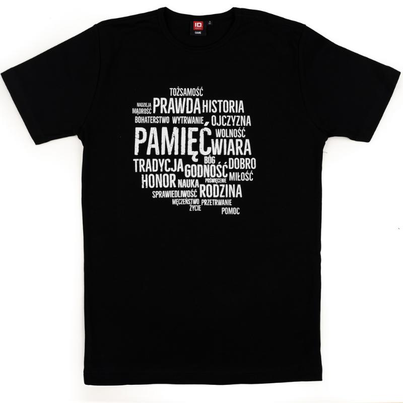 Koszulka z logo Muzeum Pamięci Sybiru