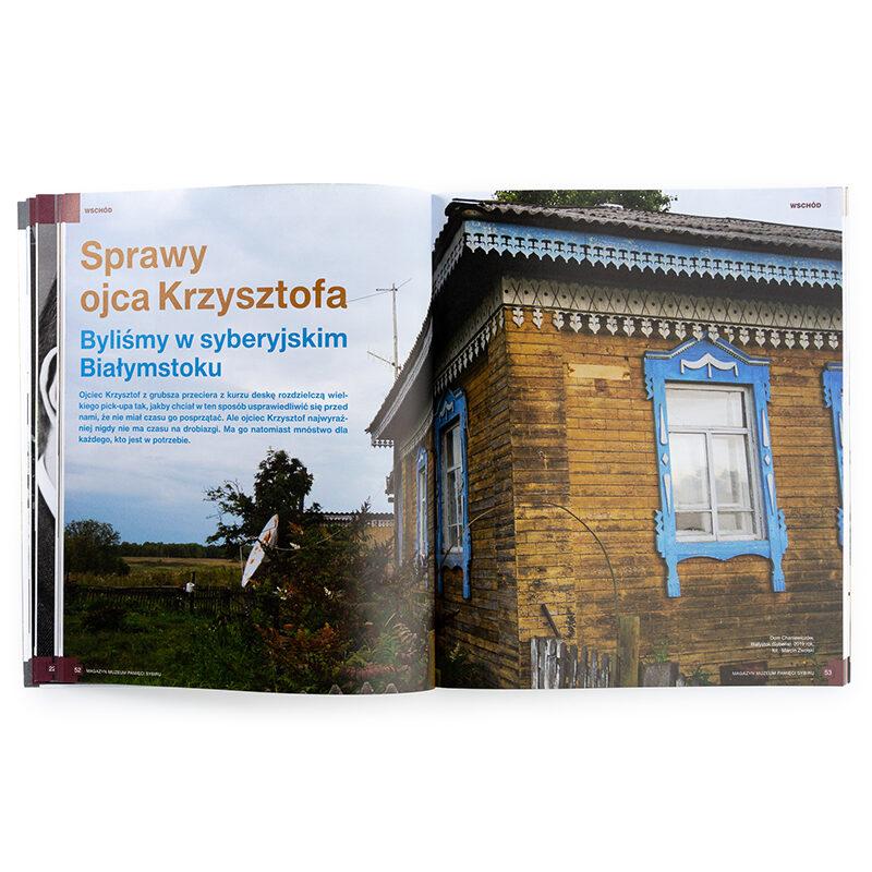 Sybir. Magazyn Muzeum Pamięci Sybiru 2019, nr 3