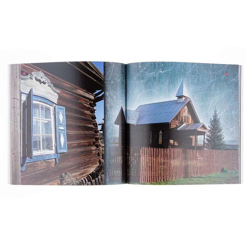 Syberyjska gorączka. The Siberian rush, wyd. Muzeum Pamięci Sybiru