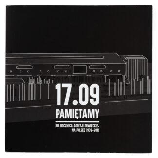 Album rocznicowy ze znaczkiem