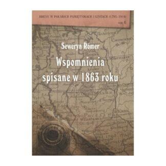 Seweryn Römer Wspomnienia spisane w 1863 roku